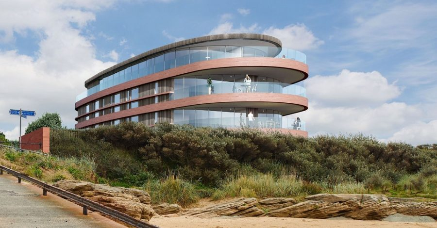 Maritime-inspired beachfront apartments planned for Hoylake