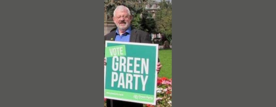Election 2019: Green Party candidate John Coyne answers your questions