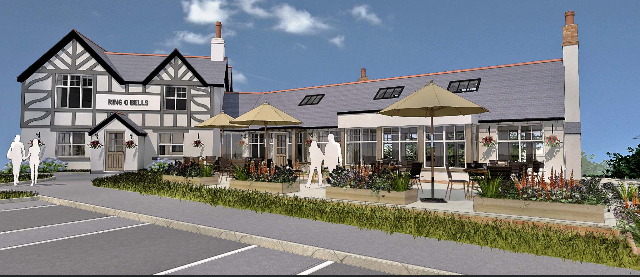 Ring O'Bells pub plans unveiled
