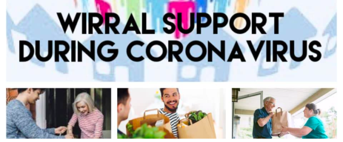 Wirral Support During Coronavirus group