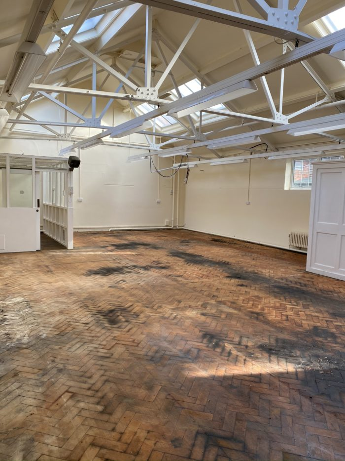 The old sorting office where Cub & Calf will be based
