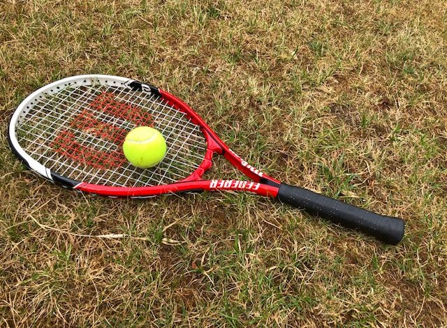 Safety measures put in place at tennis courts