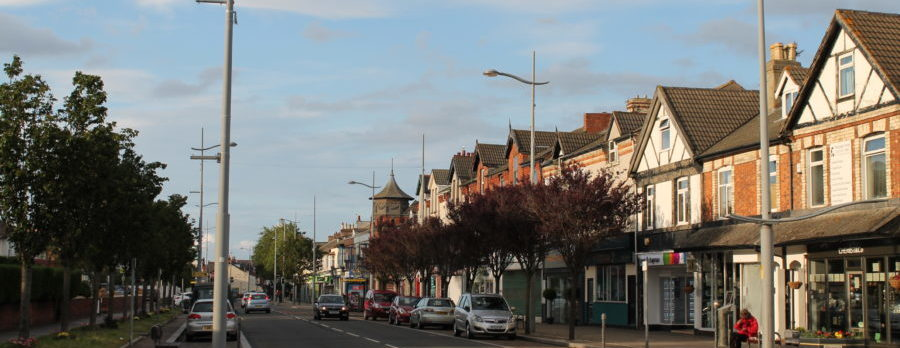 Hoylake residents and businesses urged to have their say on town's future.