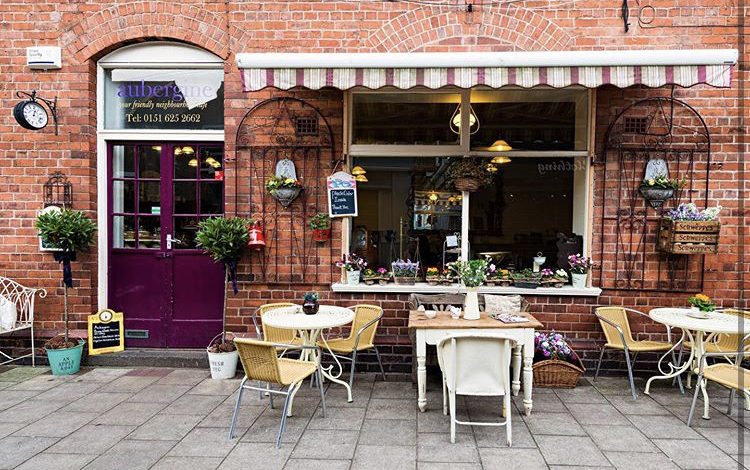 Aubergine Cafe pledges to feed the 5,000 this Christmas