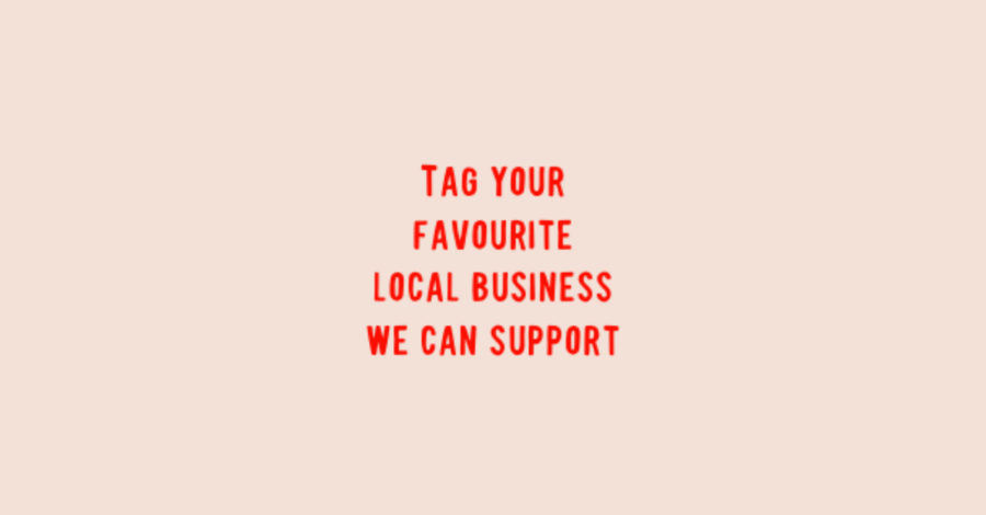 Our guide to local businesses you can support during lockdown – tell us all about yours.