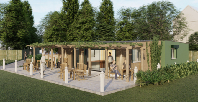 Revamp for clubhouse used by artisans of Royal Liverpool Golf Club
