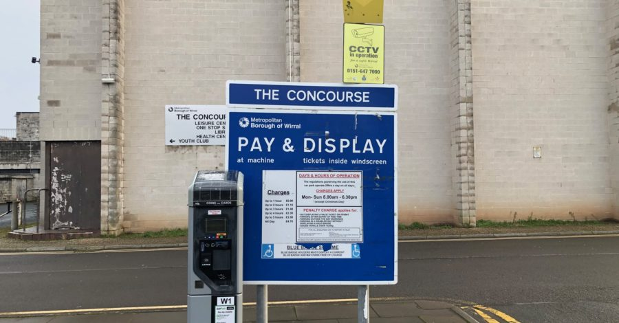 Parking charges to return next week