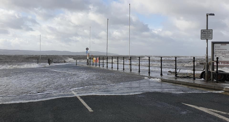 Crowd watched elderly couple struggling at West Kirby Marine Lake but didn't phone for help