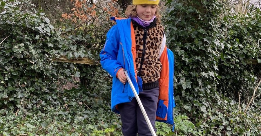 Meet West Kirby's young litter picker