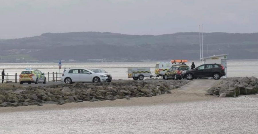Man's body found on West Kirby beach