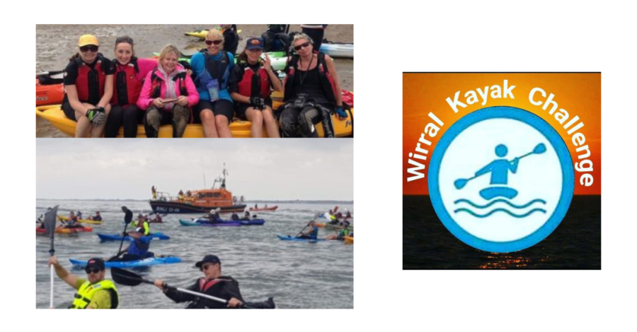 Wirral Kayak Challenge