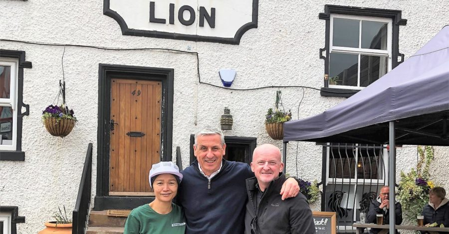 Restaurant 'Thai' in for historic pub