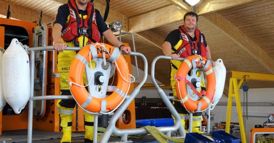 New Coxswain takes the helm at Hoylake RNLI lifeboat station