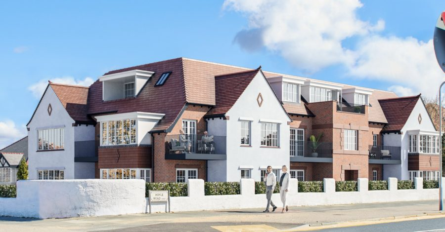 Hoylake apartments plan opposed by locals