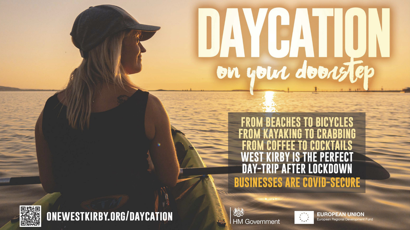 West Kirby Daycation featured image