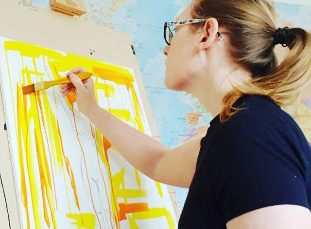Artists throw open their doors this weekend
