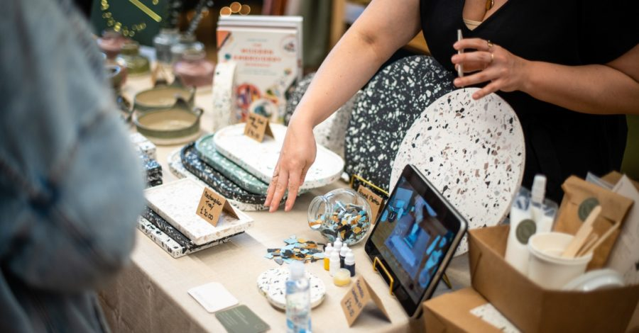 Artisan market comes to West Kirby