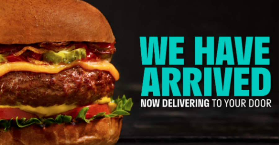 Deliveroo launches in West Kirby